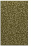 rug #981025 |  light-green damask rug