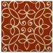 rug #981975 | square traditional rug