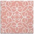 rug #981993 | square white natural rug