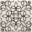 rug #982077 | square brown natural rug