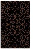 rug #982501 |  brown traditional rug