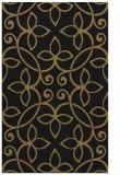 rug #982513 |  brown traditional rug