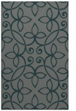 rug #982617 |  green traditional rug