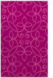 rug #982701 |  pink natural rug