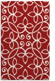 rug #982741 |  red natural rug