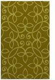 rug #982813 |  light-green damask rug