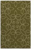 rug #982825 |  light-green natural rug
