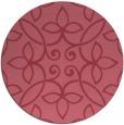 rug #982944   round traditional rug
