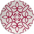 rug #982966 | round traditional rug