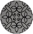 rug #983023 | round traditional rug