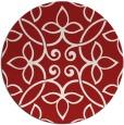 rug #983101 | round natural rug