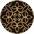 rug #983160   round natural rug