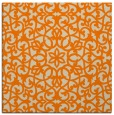 rug #983565 | square traditional rug
