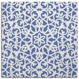 rug #983613 | square blue popular rug
