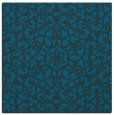 rug #983633 | square blue traditional rug