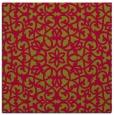 rug #983691 | square damask rug