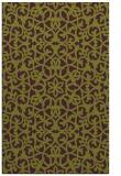 rug #984521 |  purple damask rug
