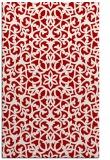 rug #984533 |  red popular rug