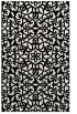 rug #984565 |  white damask rug