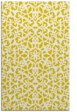 rug #984601 |  white damask rug