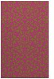 rug #984621 |  light-green damask rug