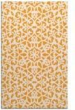 rug #984641 |  light-orange traditional rug