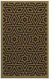 rug #987553 |  mid-brown borders rug