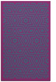 rug #987609 |  pink borders rug