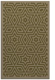 rug #987641 |  brown graphic rug