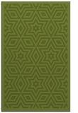 rug #987653 |  green borders rug