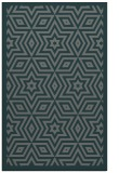 rug #987657 |  green graphic rug
