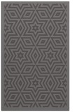 rug #987673 |  mid-brown borders rug
