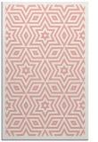 rug #987753 |  white borders rug