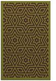 rug #987761 |  purple geometry rug