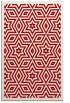 rug #987773 |  red graphic rug