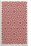 rug #987781 |  red borders rug
