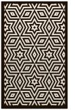 rug #987837 |  brown borders rug