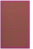rug #987861 |  light-green graphic rug