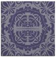 rug #987977 | square blue-violet traditional rug