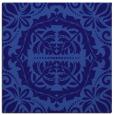 rug #987989   square blue-violet damask rug