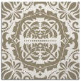 rug #988185 | square white traditional rug