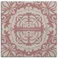 rug #988233 | square pink traditional rug