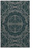 rug #988737    green traditional rug