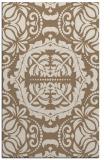 rug #988757 |  beige damask rug