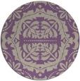 rug #989150 | round rug