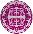 rug #989161 | round damask rug