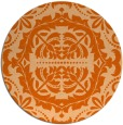 rug #989234 | round traditional rug