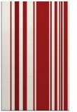 rug #98997 |  red stripes rug