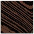 rug #991501 | square black stripes rug