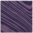 rug #991585 | square purple natural rug
